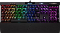 Corsair K70 RGB MK.2 Cherry MX Red AZERTY (BE)