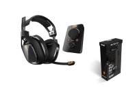 Astro A40 TR Audio System Black + Mod Kit Black ops 3
