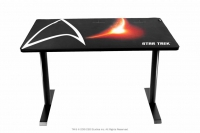 Arozzi, Arena Leggero Gaming Desk - Star Trek Edition - Zwart