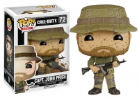 Funko POP - Games Call of Duty - Capt. John Price