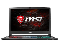 MSI GS73VR 7RG-073BE Gaming Notebook