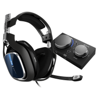 ASTRO A40 TR Headset + MixAmp Pro TR (PC/PS4/PS5)