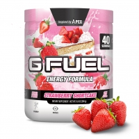 GFUEL Strawberry Shortcake Tub (40 servings)