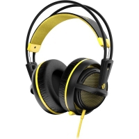 SteelSeries Siberia 200 Headset Proton Yellow (PC/PS3/PS4/XO)