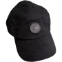 Astro Logo Leather Patch Hat (Black)
