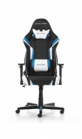 DXRacer - RACING R288-NBW Gaming Chair (Black/ Blue / White)