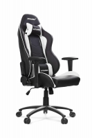 AKRacing Nitro Gaming Chair (White) - AK-NITRO-WT