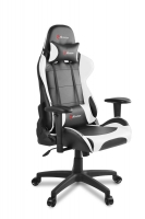 Arozzi Verona V2 Gaming Chair (Black/White)