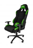 AKRacing Gaming Chair (Black/Green) - AK-K7012-BG