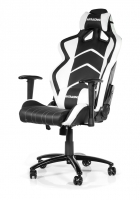 AKRacing Player Gaming Chair (Black/White) - AK-K6014-BW