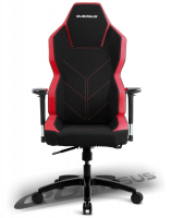 Quersus GEOS 701 Gaming Chair (Black/Red)