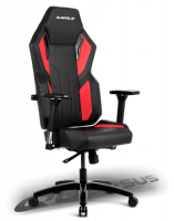 Quersus VAOS 502 Gaming Chair (Black/Red)