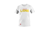 LowLandLions Tee - First Edition - White