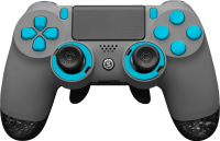 Scuf Gaming Infinity SPECTRUM 4PS Wolf Gray (PS4) + FULL KIT