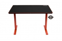 Arozzi Arena Leggero Gaming Desk (Red)