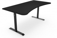 Arozzi Arena Gaming Desk + deskpad PURE BLACK (160cm x 82cm)