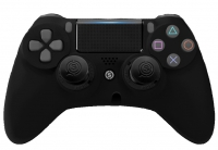 Scuf Gaming Impact Stealth Black (PS4) + FULL KIT