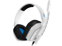 Astro A10 Headset White Blue (PC/MAC/PS4+5/Xbox)