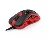 G-Wolves G-Sevlow red-black mini skoll Gaming Mouse