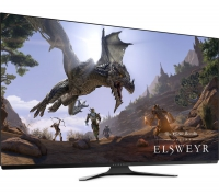 "Alienware 55"" OLED Gaming Monitor AW5520QF"