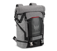 Acer Predator Rolltop Backpack Gray/black