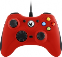 Nacon GC-100 wired gaming controller (PC) (Red)