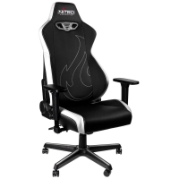Nitro S300 EX GAMING CHAIR –  Radiant White