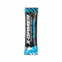 X-Gamer Blue Nitro Flavour Energy Drink Single Serving