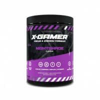 X-Gamer Nightshade Flavour Energy Drink - 60 Serving