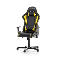 DXRacer Formula Gaming Chair (Black/Yellow) - OH/FH08/NY