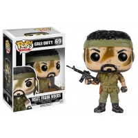 Funko POP - Games Call of Duty Msgt. Frank Woods