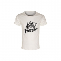 Natus Vincere Calligraphy T-shirt (White)